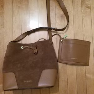 Michael Kors - Dark Camel Bucket Bag